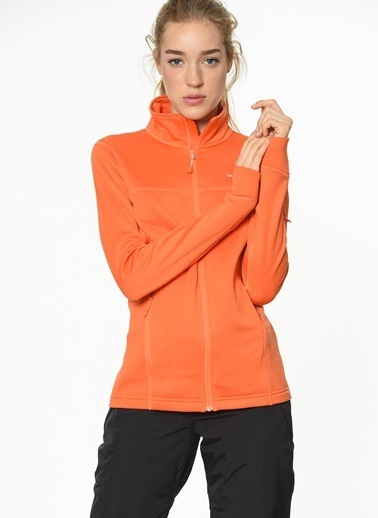 The North Face Sweatshirt Oranj